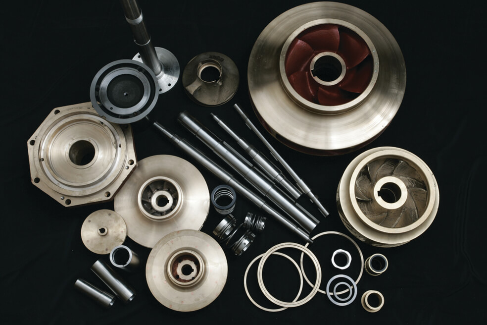 Spare Parts - ISE